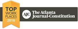 Top Work Places 2016 - The Atlanta Journal-Constitution