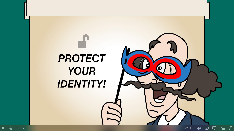 Click to Discover Ways to Protect Your Information Online and Prevent Identity Theft